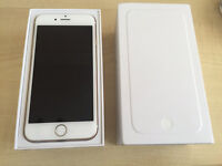 I phone 6 - Gold