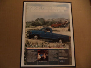 OLD PICKUP CLASSIC CAR ADS man cave Windsor Region Ontario image 3