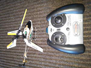Hélicoptère télécommandé 3 canaux