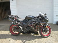 zx10 low kms