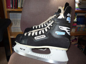 Men's Bauer Charger Skates - price reduced