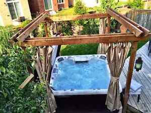Fully refurbished hot tubs Delivery and garentee included