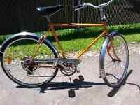 Men's Vintage Deltex road bike for sale.