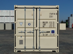SHIPPING CONTAINERS/SEA CANS 20'' and 40' ON SALE$2,100.00