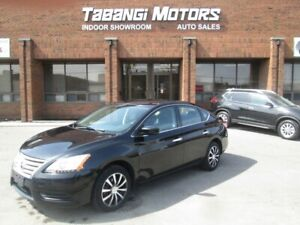 2015 Nissan Sentra NO ACCIDENTS | REAR CAM | KEYLESS | CRUISE |