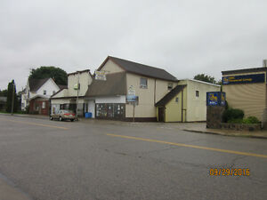 Retail or Office Space for rent in Rodney Former Pizza store