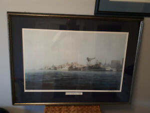 Dusan Kadlec Limited Edition Print - Naval Assembly 1985