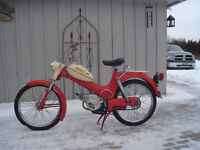 Sears Allstate Moped