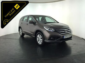 2013 63 HONDA CR-V SE I-DTEC 1 OWNER SERVICE HISTORY FINANCE PX WELCOME