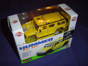 NEW Hummer Diecast and others