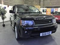 2011 61 LandRover Range Rover Sport HSE Lux,Face Lift
