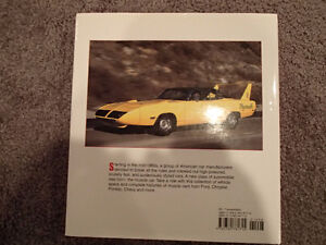 MUSCLE CARS High-Powered and All-American by Mueller, Lyons, Sco Sarnia Sarnia Area image 2