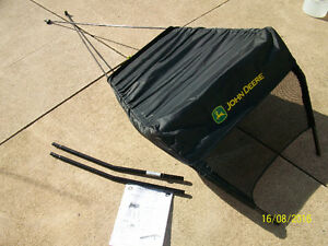 John Deere Sunshade Canopy for Lawn tractors..Great Shape