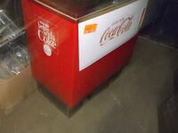 Coca Cola Chest Cooler,  #1024-14CS