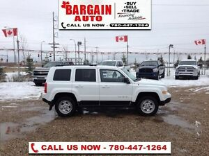 2012 Jeep Patriot AWD,4 CYLINDER   - Certified