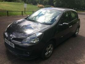 2006 56 RENAULT CLIO 1.4 98 DYNAMIQUE 5 DOOR HATCHBACK LOW 115K LOVELY PX SWAPS