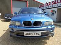 2003 03 BMW X5 4.6 IS 5D AUTO 342 BHP