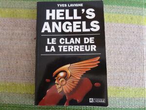 Hell's Angels,le clan de la terreur de Yves Lavigne