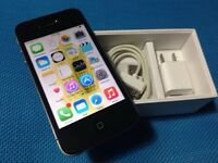 "IPhone 4s 16GB ChatR & Rogers "" no scratches & no dents """