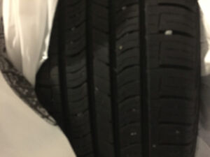 4 Nexen all season tires 205/55/16