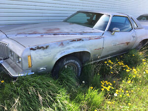 1975 Pontiac Grand prix parts or whole