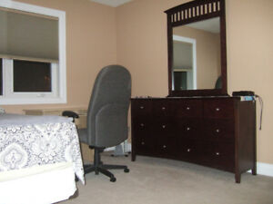 1 MASTER BEDROOM WITH WASHROOM FULLY FURNISHED