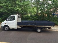 Sprinter 313 cdi 2000 drop side full year mot 08/2017
