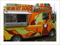 Catering, Food Truck, Chip Truck, for hire