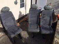 Van/mini bus seats