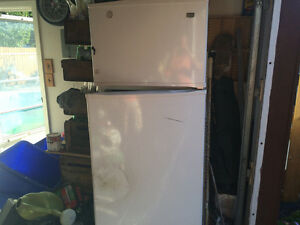 Maytag fridge and freezer combo.