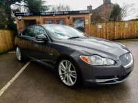 **PRICE DROP**2010 JAGUAR XF 3.0TD V6 PORTFOLIO AUTO IN GREY