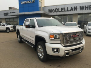 ***Brand New***2018 GMC Sierra 2500 Denali 6.0L Gas