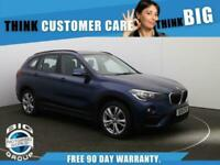 2018 BMW X1 XDRIVE20D SPORT Auto Estate Diesel Automatic