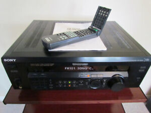 Stereo Receiver, Home Theatre Receiver