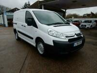 2016 16 CITROEN DISPATCH 1.6 1000 L1H1 ENTERPRISE HDI 89 BHP DIESEL