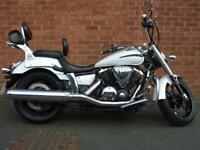 2013 Yamaha XVS950A,Midnight star, Only 8,800 miles from new,stunning bike !