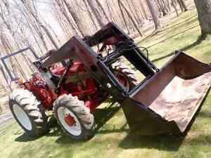 Tracteur a vendre