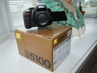 Nikon D5100 boitier