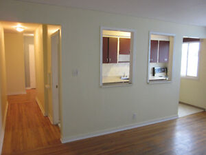 Two bedroom  available - affordable rent in a quiet building