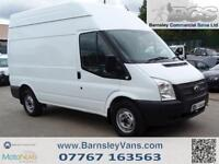 2013 13 FORD TRANSIT T330 MWB HIGH ROOF EURO 5 ONLY 47K FULL HISTORY
