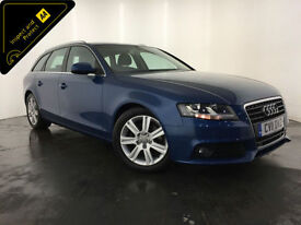 2011 AUDI A4 TECHNIK TDI DIESEL ESTATE SERVICE HISTORY FINANCE PX WELCOME
