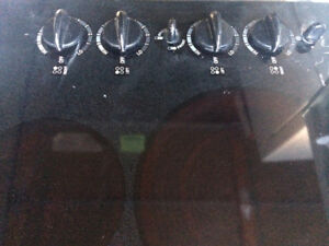 Black Cooktop for Sale $295// Delivery $30