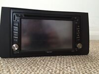 Eonon double din cd dvd player