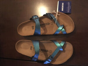 Brand new Birkenstock women's  sandals