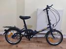 """Birons Adults 16"""" folding bike"""