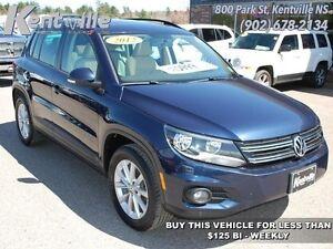 2012 Volkswagen Tiguan   - $106.67 B/W