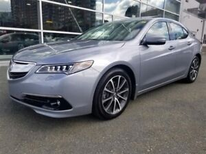 2016 Acura TLX Elite Package