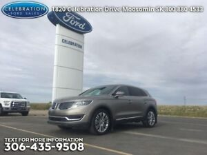 2016 Lincoln MKX Reserve  $335 B/W x 84 mos @ 4.99% OAC