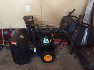 Brand New 24 Inch Gas Snowblower
