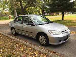 2004 Honda Civic  4 Door Sedan
